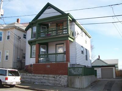 Fall River Multi Family Home For Sale: 164 Walker Street