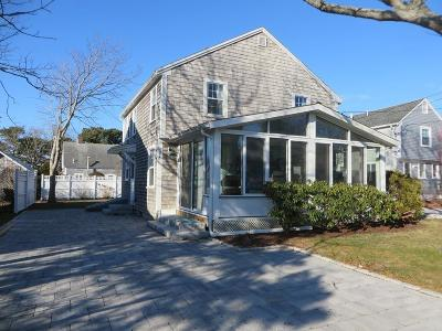 Harwich Single Family Home For Sale: 22 Hiawatha Rd
