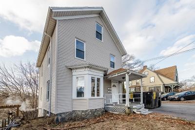Melrose Multi Family Home Under Agreement: 36 Chipman Avenue