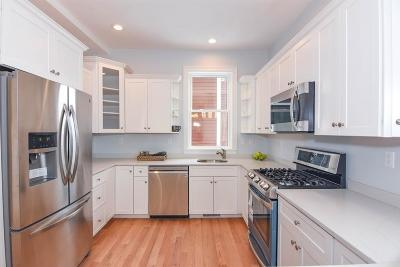 Somerville Single Family Home For Sale: 12 Warwick Street #2