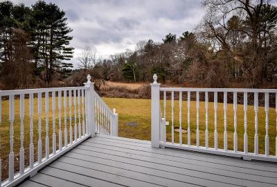 Wayland Single Family Home For Sale: 118 Concord Road