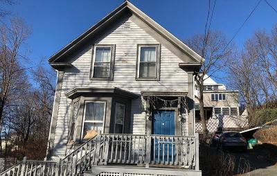 Lynn Single Family Home For Sale: 33 Woodlawn St