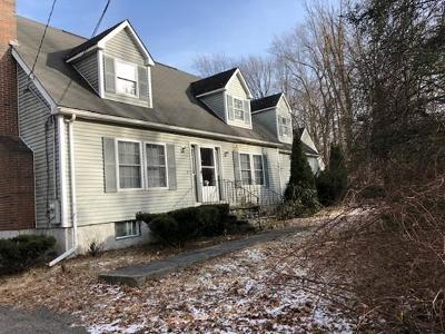 MA-Suffolk County Single Family Home For Sale: 23 Lochland Rd