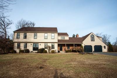 Wilbraham Single Family Home For Sale: 17 Bittersweet Ln