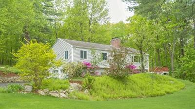 Harvard Single Family Home For Sale: 37 Bowers Rd