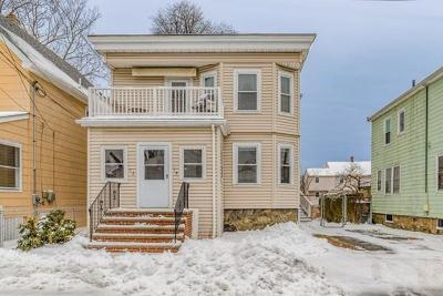 Malden Multi Family Home Under Agreement: 12 Bellvale St