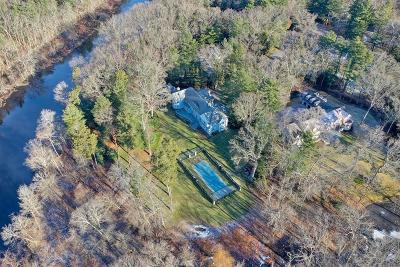 Wellesley Single Family Home For Sale: 15 Winding River Cir