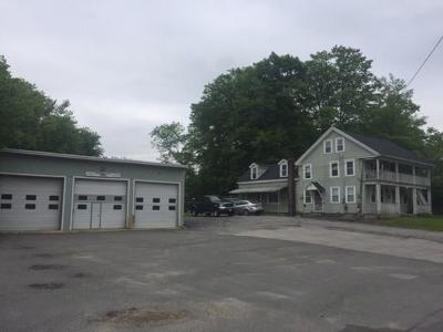 MA-Worcester County Commercial For Sale: 8 Grove St