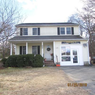Seekonk Single Family Home For Sale: 588 Arcade Ave