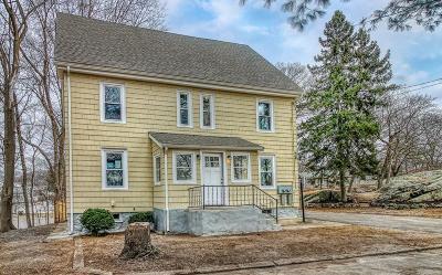 stoneham Single Family Home Under Agreement: 99 Park Street #99