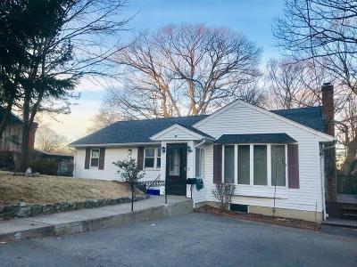 Arlington Single Family Home For Sale: 81 Woodside Ln