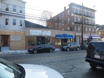 MA-Norfolk County Commercial For Sale: 1066-1068 Washington St