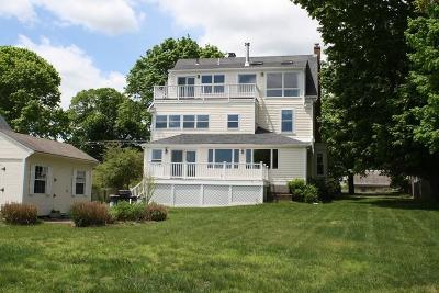 Duxbury Single Family Home For Sale: 561 Washington St