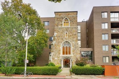 Cambridge Condo/Townhouse For Sale: 321 Harvard Street #402