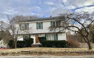 Tewksbury Single Family Home Under Agreement: 438 Chandler St