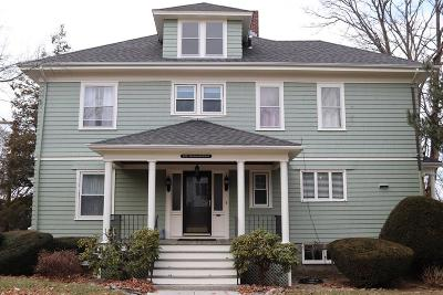 Fall River Single Family Home For Sale: 248 Underwood