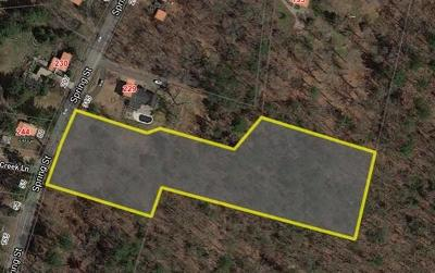 Marshfield Residential Lots & Land For Sale: Spring Street