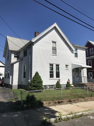 Medford Multi Family Home Under Agreement: 19 Adams St