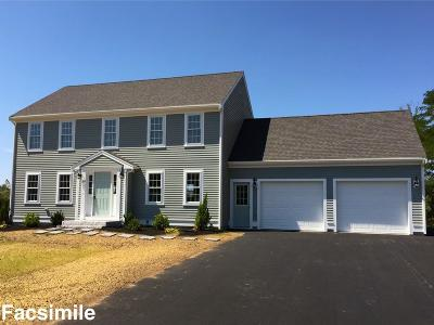 Plymouth Single Family Home For Sale: P1 Stone Gate Dr.
