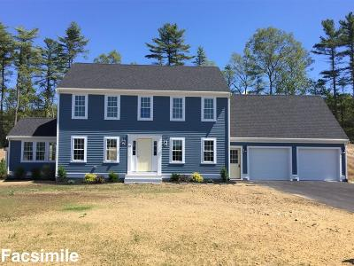 Plymouth Single Family Home For Sale: P2 Stone Gate Dr.