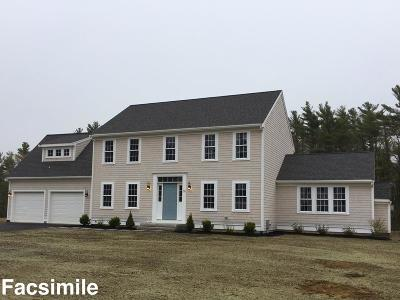 Plymouth Single Family Home For Sale: P3 Stone Gate Farms