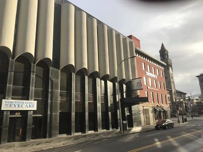 MA-Worcester County Commercial For Sale: 415 Main St #5