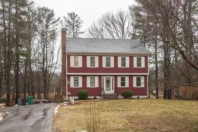 Attleboro Single Family Home For Sale: 39 Peters Way