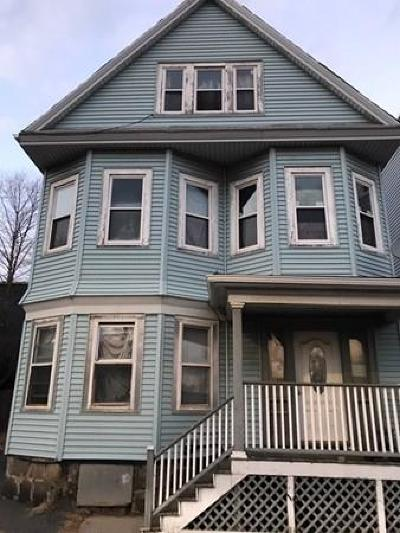 MA-Suffolk County Multi Family Home For Sale: 9-11 Greenmount St