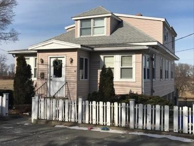 Quincy Single Family Home For Sale: 116 Rhoda Street