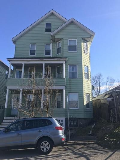 Fall River Multi Family Home For Sale: 32 Dussault St