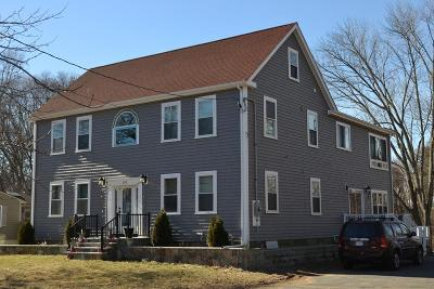 Raynham Single Family Home For Sale: 604 S Main St