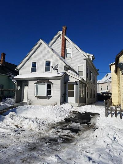 Worcester Multi Family Home Under Agreement: 35 Litchfield