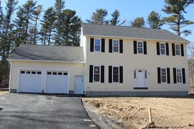 Raynham Single Family Home For Sale: Pine Street