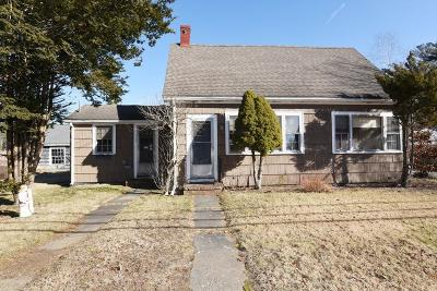 Middleboro Single Family Home For Sale: 151 Wareham St