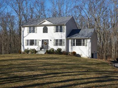 Swansea Single Family Home Under Agreement: 53 Oliver Way