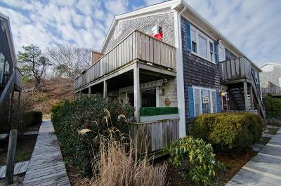 Provincetown Condo/Townhouse For Sale: 690 Commercial St #3B