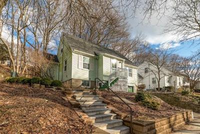Single Family Home For Sale: 604 Poplar St