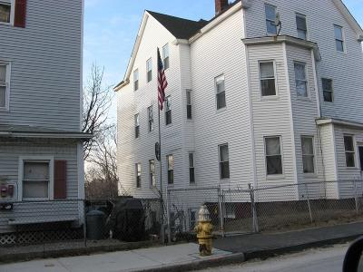 Worcester Multi Family Home For Sale: 70 Rodney St