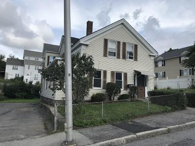 Worcester Multi Family Home Under Agreement: 37 Shelby St