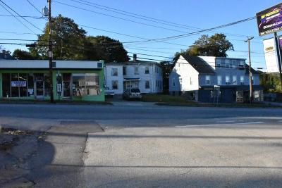 MA-Worcester County Commercial For Sale: 12-16 West Main Street