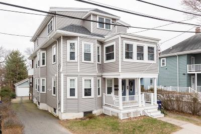 Multi Family Home Under Agreement: 5-7 Rosaria St