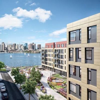 Condo/Townhouse Under Agreement: 99 Sumner St. #201