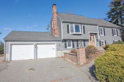 East Bridgewater Single Family Home For Sale: 14 Jean Terr