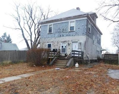 Stoughton Single Family Home Under Agreement: 92 Pleasant St