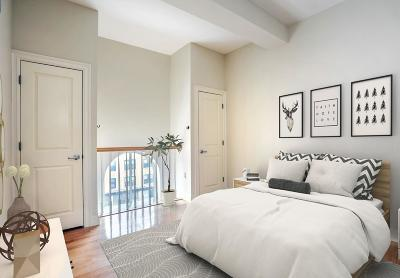 Condo/Townhouse For Sale: 1723 Washington Street #306