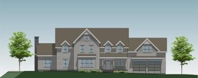 Hingham Single Family Home For Sale: Lot 3a Jordan Way