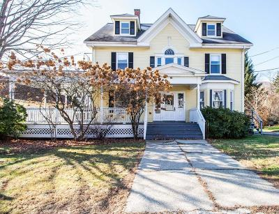 Northbridge Single Family Home For Sale: 9 Spring St.