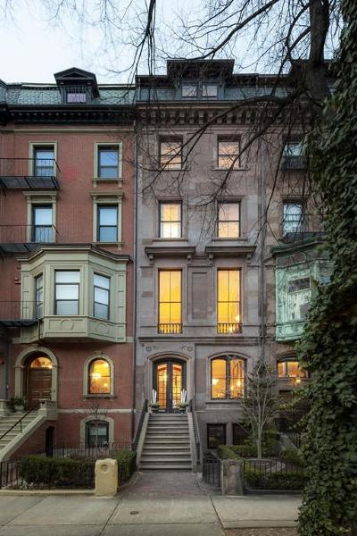 Single Family Home For Sale: 208 Beacon St