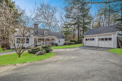 Needham Single Family Home For Sale: 700 Chestnut St