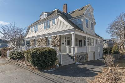 Gloucester MA Multi Family Home For Sale: $835,000